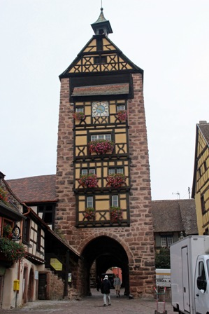 Riquewhir Clock Tower