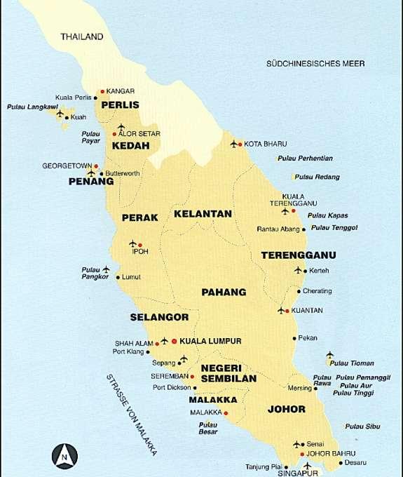 Malaysia Langkawi and Georgetown